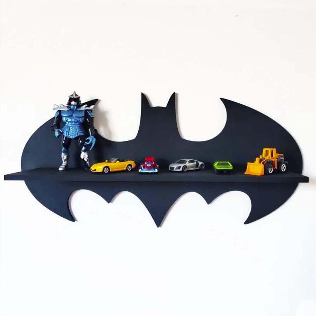Полка Бэтмен, черная