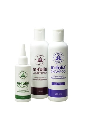 Psoriasis Hair Care Treatment Set Plus
