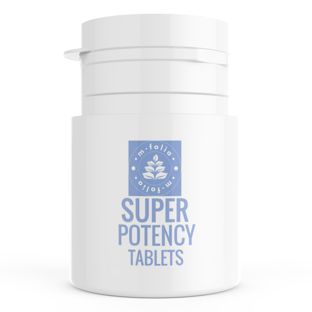 Super Potency Tablets (30c)