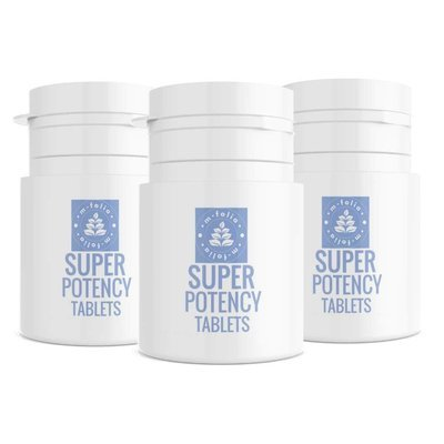 Super Potency Tablets Multipack