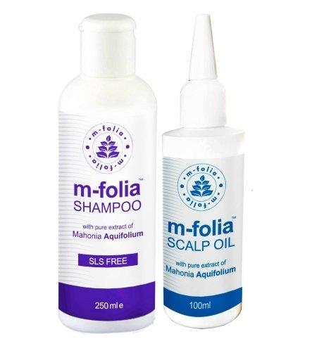 Psoriasis Hair Care Treatment Set (Shampoo & Scalp Oil)