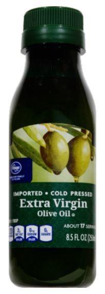 Oil, Kroger® Extra Virgin Olive Oil (17 oz Bottle)
