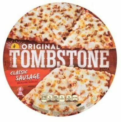 Frozen Pizza, Tombstone® Sausage Pizza (20.9 oz Box)