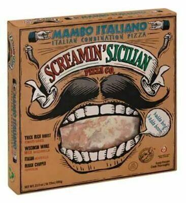 Frozen Pizza, Screamin' Sicilian® Mambo Italiano® Pizza (23.5 oz Box)