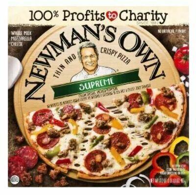 Frozen Pizza, Newman's Own® Thin Crust, Supreme Pizza (14.7 oz. Box)