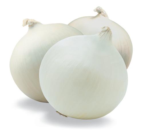 Produce, Vegetable, Onion, White Onion, Priced Each