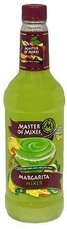 Drink Mixer, Master Of Mixes® Margarita Mix (1.75 Liter Bottle)