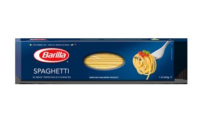 Pasta, Barilla® Spaghetti Pasta (16 oz Box)