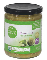 Salsa, Simple Truth™ Tomatillo Salsa (16 oz Jar)