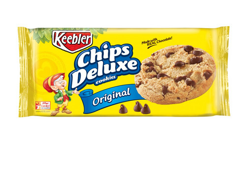Cookies, Kellogg's® Keebler® Chips Deluxe® Cookies (12.6 oz Bag)