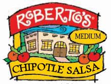 Salsa, Roberto's® Medium Chipolte Salsa (16 oz Jar)