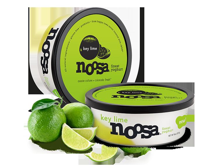 Yogurt, Noosa® Key Lime (8 oz Tub)