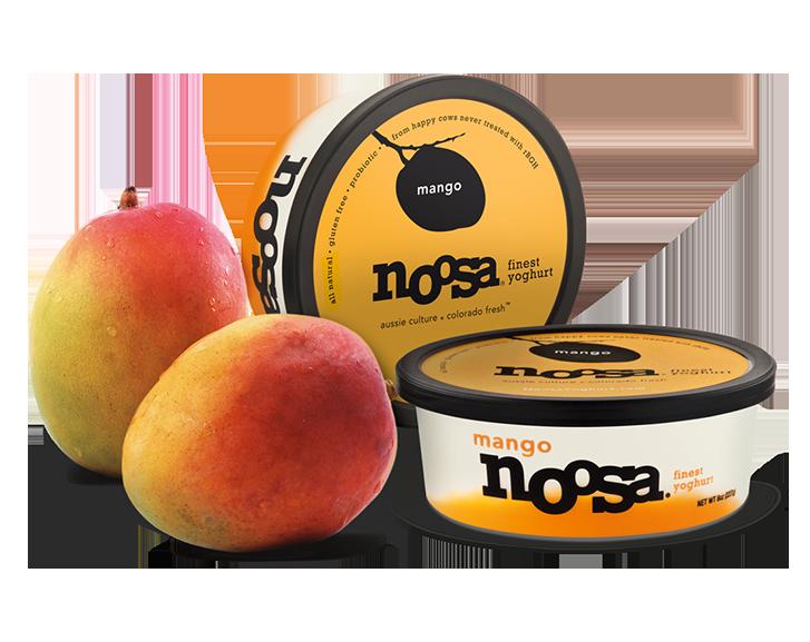 Yogurt, Noosa® Mango (8 oz Tub)