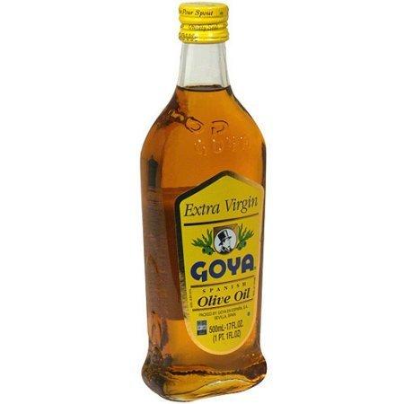 Olive Oil, Goya® Extra Virgin Olive Oil, 17 oz Bottle