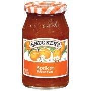 Fruit Spread, Smucker's® Apricot Preserves (18 oz Jar)