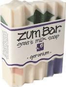 Soap, Zum Bar® Geranium Goats Milk Soap (3 oz Bar)