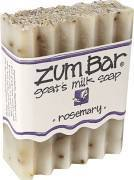 Soap, Zum Bar® Rosemary Goats Milk Soap (3 oz Bar)