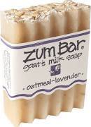 Soap, Zum Bar® Oatmeal-Lavender Goats Milk Soap (3 oz Bar)