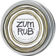 Skin Moisturizer, Zum Rub® Frankincense-Myrrh Dry Skin Moisturizer (2.5 oz Canister)
