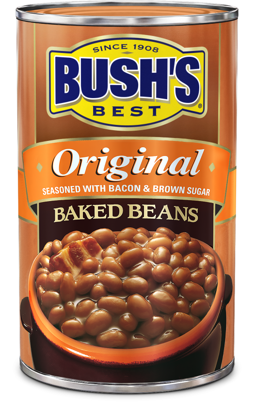 """Canned Beans, Bush's® """"Original"""" Baked Beans (16 oz Can)"""