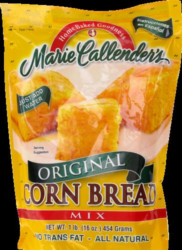 Corn Bread Mix, Marie Callender's® Corn Bread Mix (16 oz Bag)