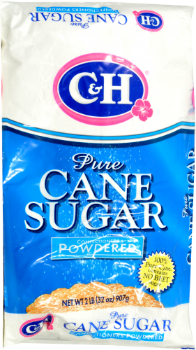 Sugar, C&H® Powdered Sugar (2 pound Bag)