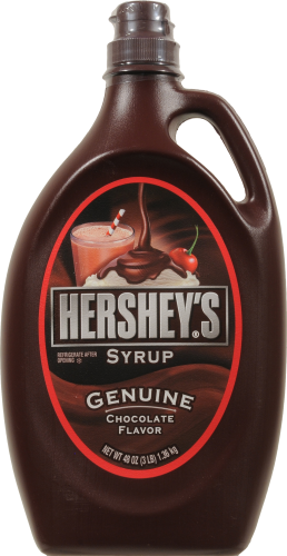 Chocolate Syrup, Hershey's® Chocolate Syrup (48 oz Bottle)