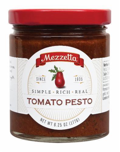 Pesto, Mezzetta® Tomato Pesto (6.25 oz Jar)