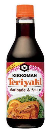 Teriyaki Sauce, Kikkoman® Teriyaki Sauce (20 oz Bottle)