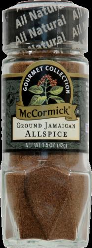 Seasonings, McCormick Gourmet® Ground Jamaican Allspice (1.50 oz Jar)