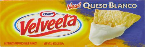 Cheese, Kraft® Velveeta® Queso Blanco (32 oz Box)