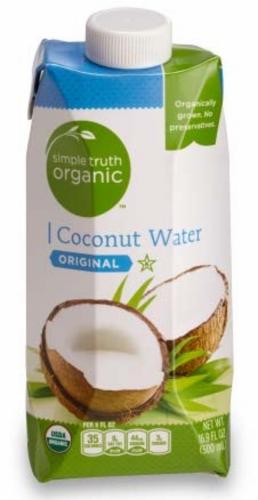 Organic Coconut Water, Simple Truth Organic™ Coconut Water (16.9 oz Carton)
