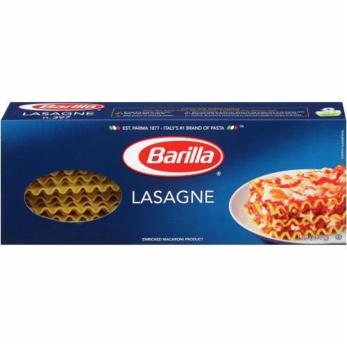Lasagna Pasta, Barilla® Lasagna Pasta (12 oz Box)