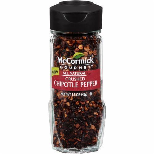Seasonings, McCormick Gourmet® Crushed Chipotle Pepper (1.5 oz Jar)