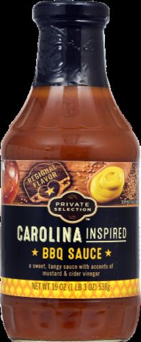 BBQ Sauce, Private Selection® Carolina Inspired BBQ Sauce (19 oz Bottle)