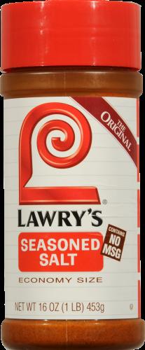 Seasonings, Lawry's® Seasoned Salt (16 oz Jar)