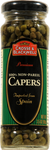 Preserved Capers, Crosse & Blackwell® Capers (3.5 oz Jar)