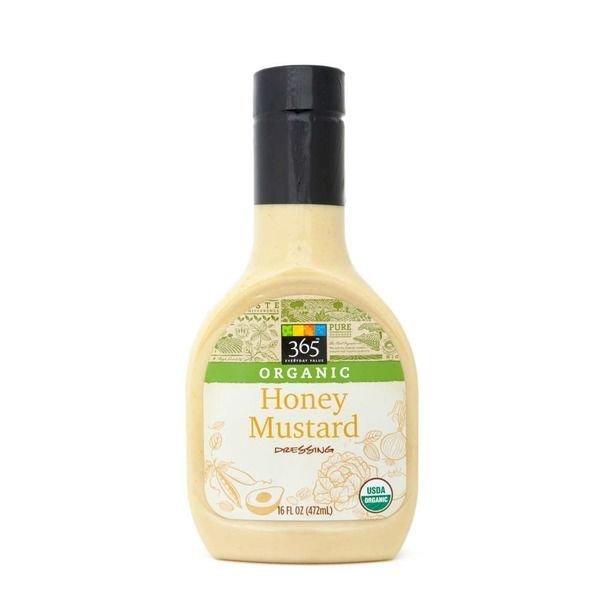 Organic Salad Dressing, 365® Organic Honey Mustard Dressing (16 oz Bottle)