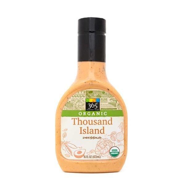 Organic Salad Dressing, 365® Organic Thousand Island Dressing (16 oz Bottle)