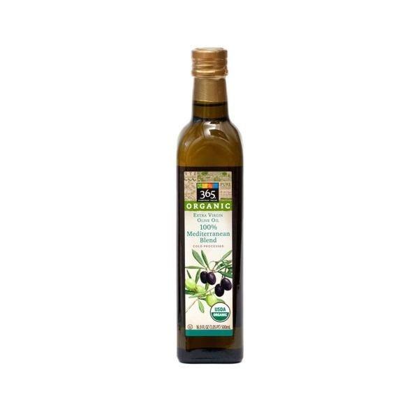 Cooking Oil, 365® Organic Mediterranean Blend Extra Virgin Olive Oil (500 ml Bottle)