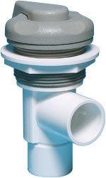 """Waterway Valves 5-Scallop ¾"""" Socket x ¾"""" Socket Deluxe 180° Shut Off Valves"""
