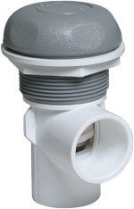 "Waterway Valves 5-Scallop 1 ½"" Vertical – Single Port On / Off Turn Valves"
