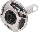 Waterway Jet Internal Reverse Swirl 2-1/4″ Diameter Stainless Steel Cluster Rifled
