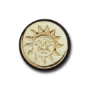 Wax Envelope Seal | 888-H Sun Face