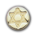 Wax Envelope Seal | 820-H Star of David