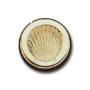 Wax Envelope Seal | 857-H Sea Shell