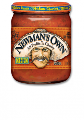 Salsa, Newman's Own® Medium Chunky Salsa (16 oz Jar)