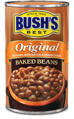 Canned Beans, Bush's®