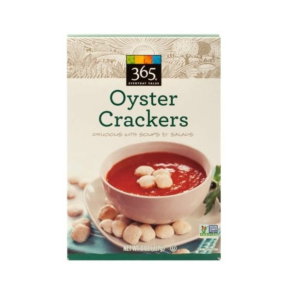 Oyster Crackers, 365® Oyster Crackers (8 oz Box)