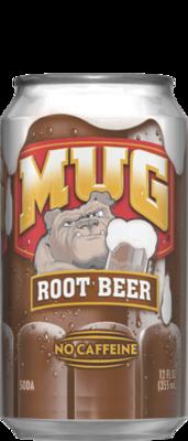 Soda, Mug® Root Beer (12 oz Can)